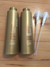 Joico K-Pak kpak Color Therapy Shampoo & Conditioner Litre 1000ml + Free Pumps