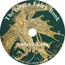 The Green Fairy Book, a Childrens Audiobook by Andrew Lang on 1 MP3 CD