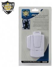 Streetwise Window Door Alarm Warn Stickers Magnetic Strip Disable Key Batteries