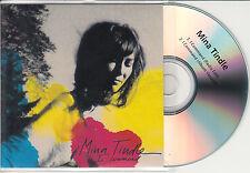 MINA TINDLE I Command UK 2-trk promo test CD radio edit / album version