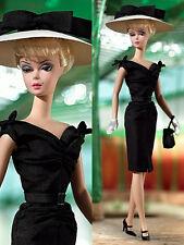 City Smart Silkstone Barbie 2003 Signed Rare Htf