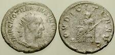 021. Roman Silver Coin. TRAJAN DECIUS. AR Antoninianus. East. Pudicitia. aVF