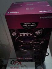 SYLVANIA SP328 Bluetooth Speaker with Speakerphone Black (058465795887)
