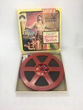 Vintage Super 8 Film Samson And Delilah Vol. 2 Ken Films 8 MM Reel B&W P506