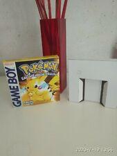 Pokemon amarillo(only box)