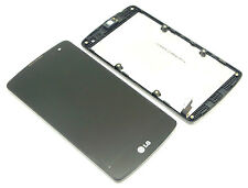 Original LG D390N D390 Touchscreen Digitizer Frame LCD Display einheit Komplett