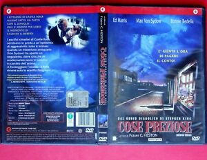 Horror Movie DVD Things Gemstone Needful Stephen King Max Von Sydow Id