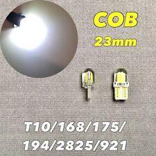 Canbus T10 COB LED 6000K Bulb Reverse Backup Light W5W 168 194 2825 W1 A