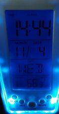 Pantalla LCD Reloj De Escritorio/Mesita de noche de múltiples funciones-Gran valor @ £ 6.75p!