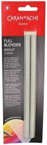 Caran d'Ache Full Blender Sticks Bright Set of 2 Artist Blending Pencils Drawing