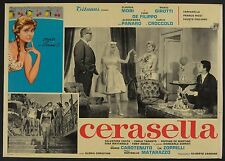 FOTOBUSTA 8, CERASELLA, MARIO GIROTTI-TERENCE HILL, A.PANARO, C.MORI, MATARAZZO