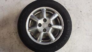 "Toyota Genuine 14"" Alloy Wheel Rim 14x5.5J 4 Stud with Tyre 175/65 R14"