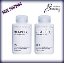 Olaplex Hair Perfector No.3 100ml Duo Pack New and Sealed Free Express Shipping