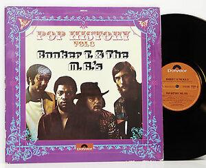 Booker T. & The M.G.s     Pop History Vol 8    Polydor      NM # E