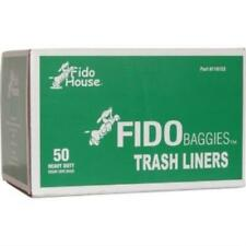 Fido Baggies 13 Gallon Pet Waste Liner Package Of 50