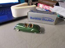 BROOKLIN MODELS 1:43 1940 CHRYSLER NEWPORT PHAETON SHOW CAR IN BOX
