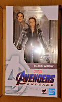 Bandai S.H.Figuarts Avengers Endgame Black Widow Action Figure Marvel
