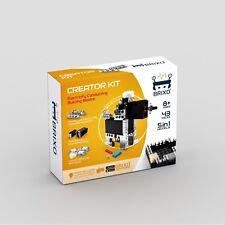 Brixo Creator 43 Piece Kit - Lego Compatible Electric Building Blocks