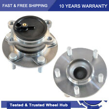 2 Rear Wheel Bearing Hub Assembly for 2013-2018 Mazda CX-5 2WD 2014-2018 Mazda 6