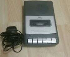 RCA Cassette Player RP3504-A Tape Recorder Player Works