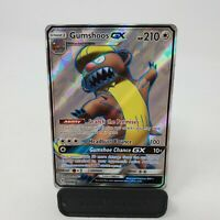 Pokemon TCG Card Gumshoos GX 145/149 Sun & Moon NM