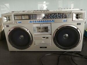 JVC RC-M70L Ghettoblaster Casetten Rekorder Japan Vintage 80er Boombox