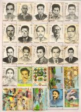 BANGLADESH Used Stamps-400 All Different, Large & Small,Arrange in Approval Book
