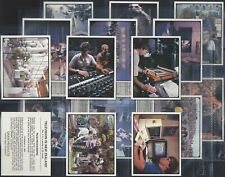 GRAIN PRODUCTS (NZ)-FULL SET- TELEVISION IN NEW ZEALAND (L20 CARDS) - EXC