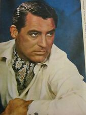 Cary Grant, Full Page Vintage Pinup