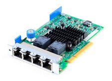 HPE 366FLR Quad Port Gigabit RJ45 Ethernet Server FlexibleLOM Adapter 669280-001
