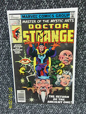 DOCTOR STRANGE VOL 1 NUMBER 26 COMIC BOOK GC MARVEL DR STRANGE MASTER
