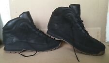 Timberland A11TC Mens 12 Black Shoes Casual Boots