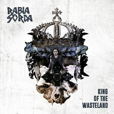 Rabia Sorda: King Of The Wasteland MaxiCD (VÖ:03.06.2016) Hocico,Combichrist