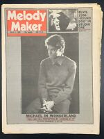 Melody Maker March 1 1980 Elvis 56 Studio 1 Michael Jackson Psychedelic Furs