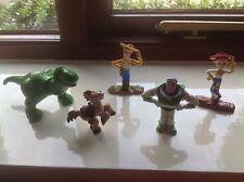 Disney juguete historia figuras-McDonalds juguete historia figuras Nestle & Paquete-Fab