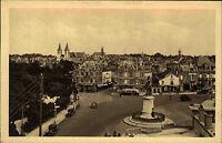 Chaumont Frankreich France ~1920/30 Place de la Gare Denkmal Monument ungelaufen