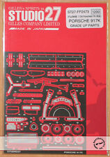 STUDIO27 PE DETAIL UP for FUJIMI 1/24 PORSCHE 917K