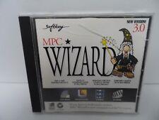 Mpc Wizard 3.0 1994 cd-rom Softkey Windows 3.1