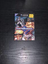 Custom Robo (Nintendo GameCube, 2004) No Manual