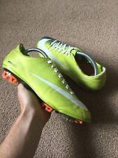 Nike Mercurial Superfly II Football Boots Size 8 UK Cactus Mens Hypervenom Vapor