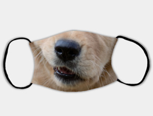 Puppy Adjustable Face Mask with 2 x PM2.5 Filters