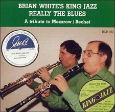 Really the Blues by Brian (Clarinet) White NEW SEALED CD, Aug-1994, GHB Records)