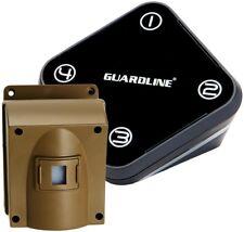Alert System Guardline 500 ft. Driveway Alarm Motion Detector Sensor Wireless