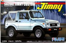 '1986 Fujimi 1/24 Suzuki Jimny Custom (Samurai) 1300 SP ' Model Kit