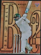 Steve Waugh Original Cricket Trading Cards