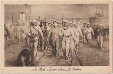 ITALIA 1900 DIREZIONE GENIO MILITARE DI MESSINA