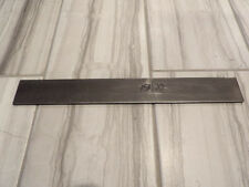 "USA steel- 1/8""x1.5""x12"" 52100 high carbon steel flat bar knife making billet"