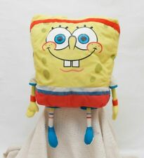 Large SpongeBob Squarepants Work Out Gym Gear Teddy Plush Fitness Health Rare