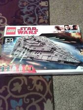 Brand New LEGO Star Wars First Order Star Destroyer 75190