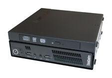 Lenovo ThinkCentre M92p USFF  - i5-3470T - 8GB RAM - 320 GB HDD - WIN 10 PRO